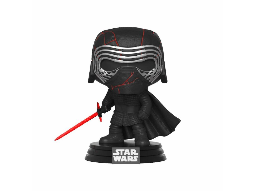 Star Wars Episode IX POP! Movies Vinyl Figure Kylo Ren Supreme Leader 9 cm Funko