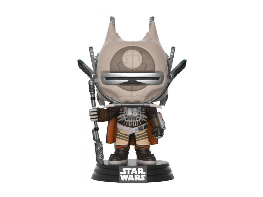 Star Wars Solo POP! Movies Vinyl Bobble-Head Enfys Nest 9 cm Funko