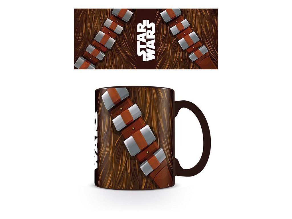 Star Wars Mug Chewbacca Torso Pyramid International