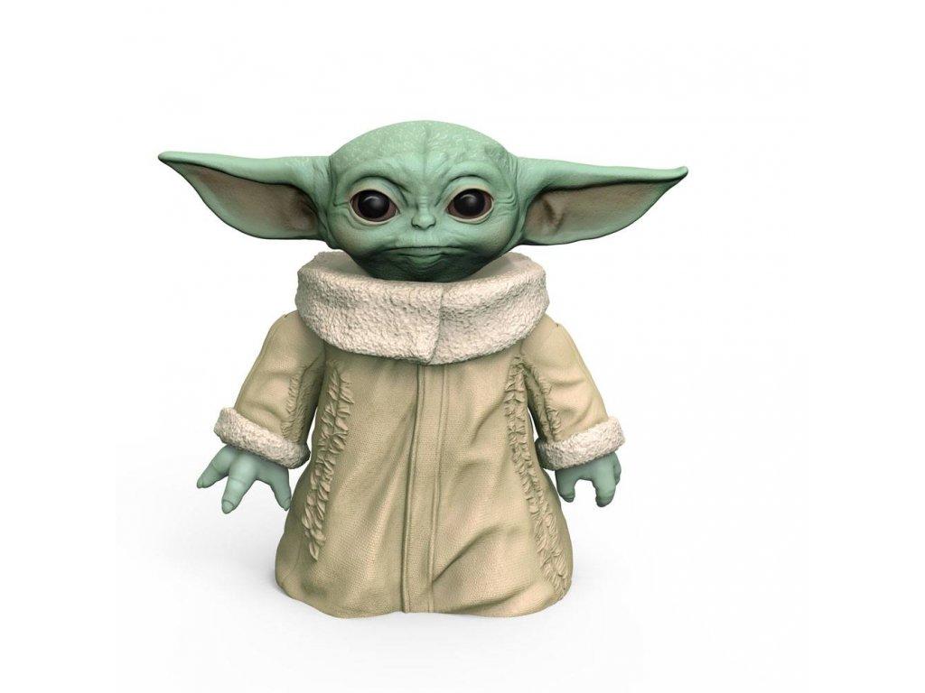 Star Wars The Mandalorian Akční Figurka Baby Yoda 16 cm Hasbro
