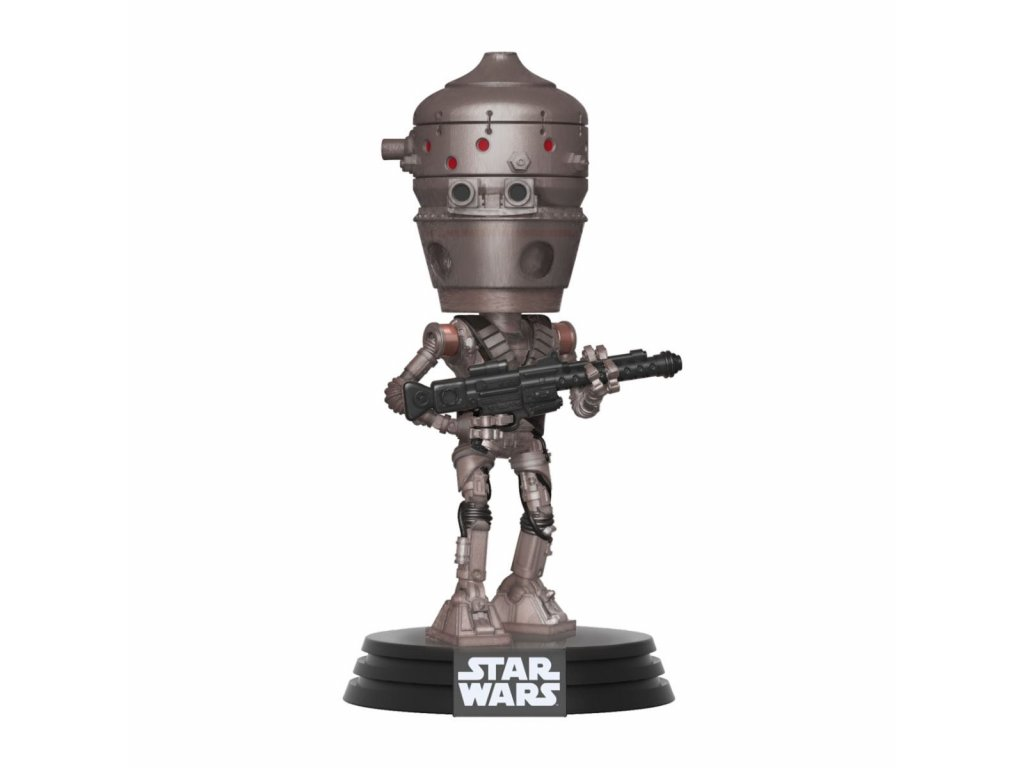 Star Wars The Mandalorian Vinylová Figurka Figure IG-11 9 cm Funko POP!