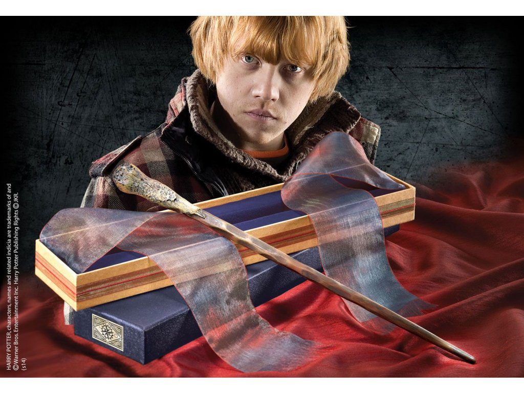 Harry Potter - Ron Weasley´s Wand Noble Collection