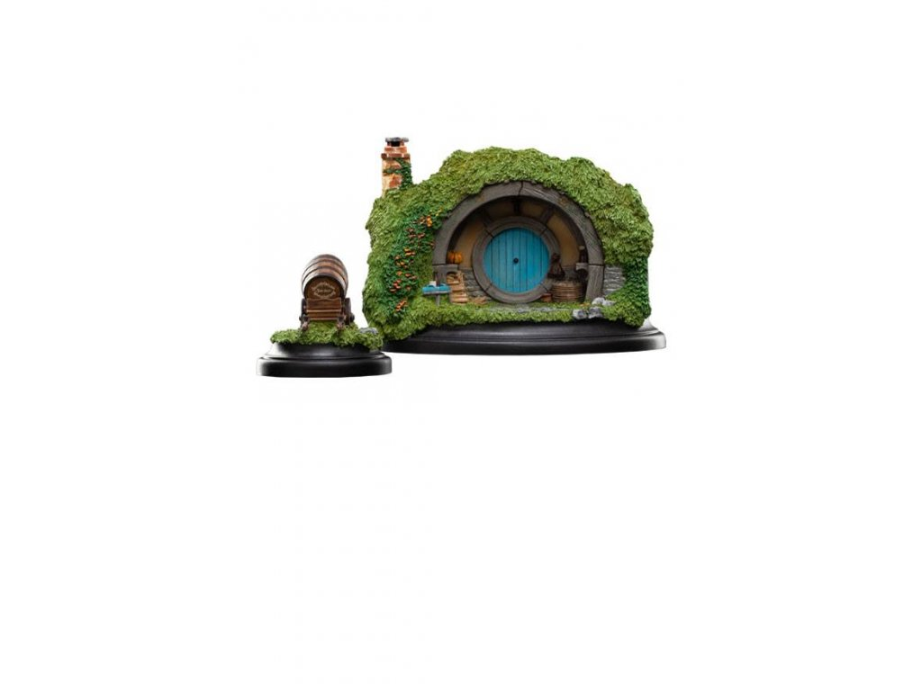 The Hobbit An Unexpected Journey Statue 2A Hill Lane 11 cm Weta Collectibles