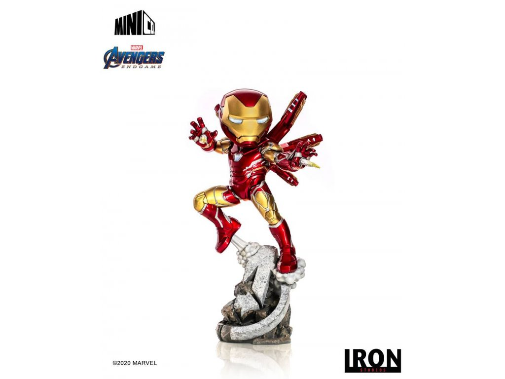 Avengers Endgame Mini Co. PVC Figure Iron Man 20 cm Iron Studios
