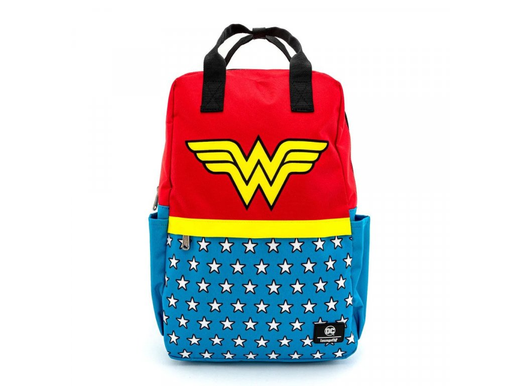 DC Comics by Loungefly Backpack Wonder Woman Vintage Loungefly