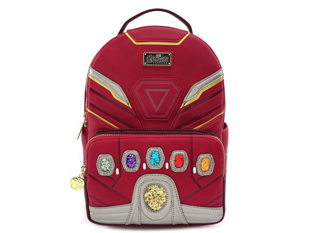 Marvel by Loungefly Backpack Iron Gauntlet Endgame Hero Loungefly