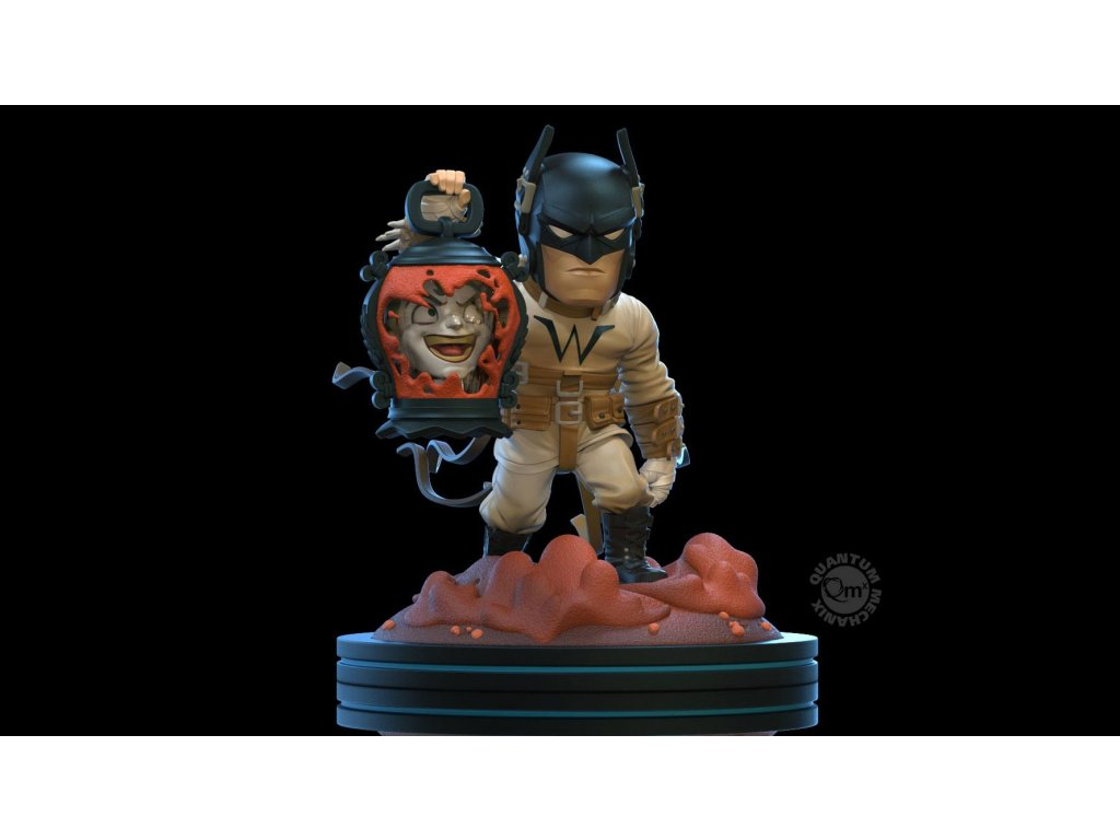 DC Comics Q-Fig Elite Figure Batman: Last Knight On Earth 10 cm Quantum Mechanix