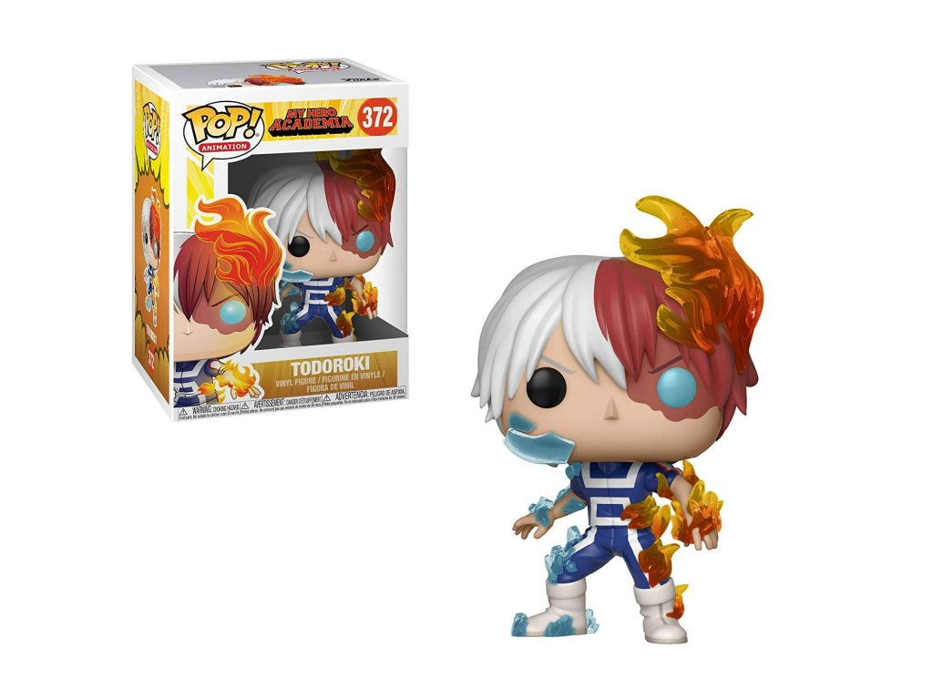 My Hero Academia POP! Animation Vinyl Figure Todoroki 9 cm Funko