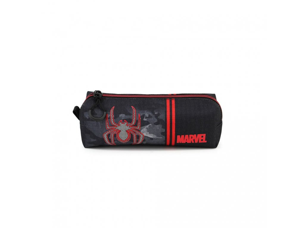 Marvel Pencil Case Spider-Man Dark Karactermania