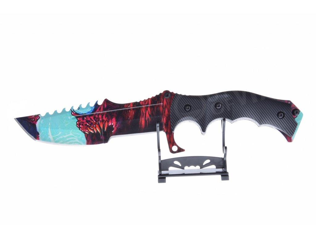 Huntsman - Hyper Beast CS:GO NOŽE