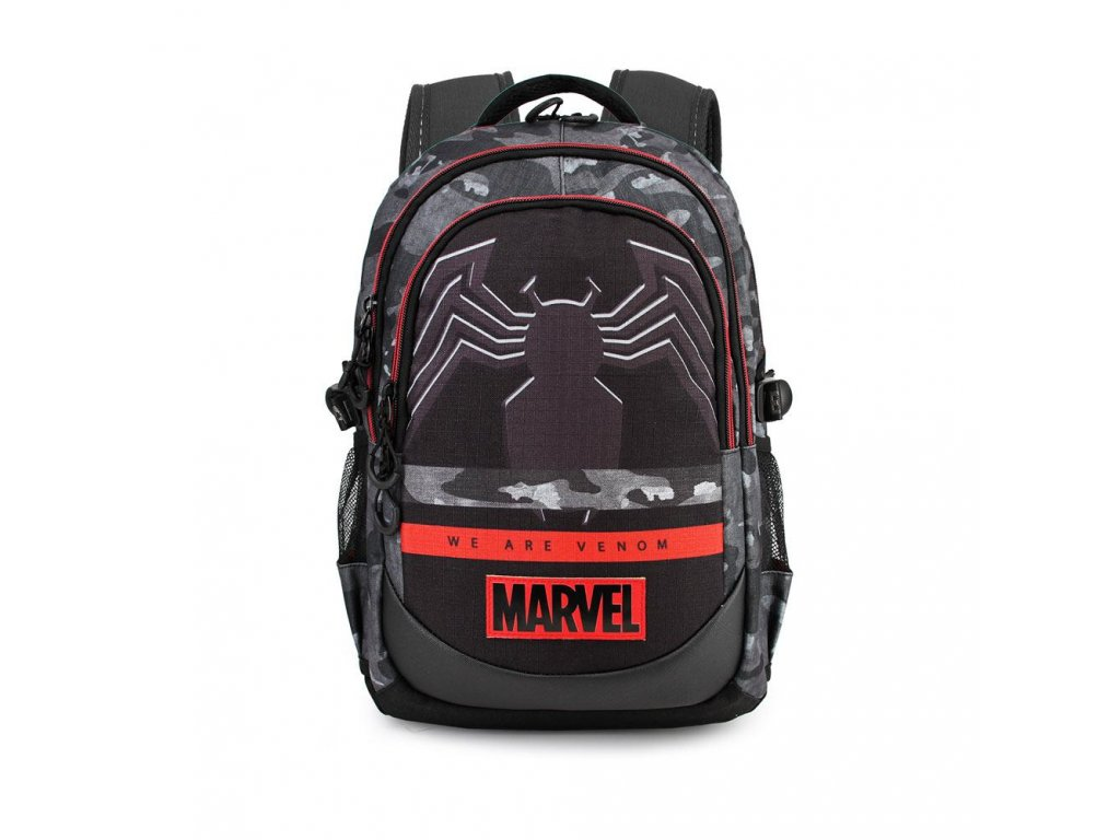 Marvel Backpack Venom Monster Running Karactermania