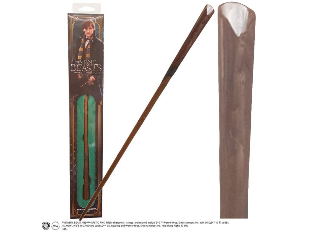 Fantastic Beasts Wand Replica Newt Scamander 38 cm Noble Collection