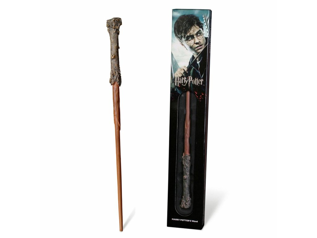 Harry Potter Wand Replica Harry Potter 38 cm Noble Collection