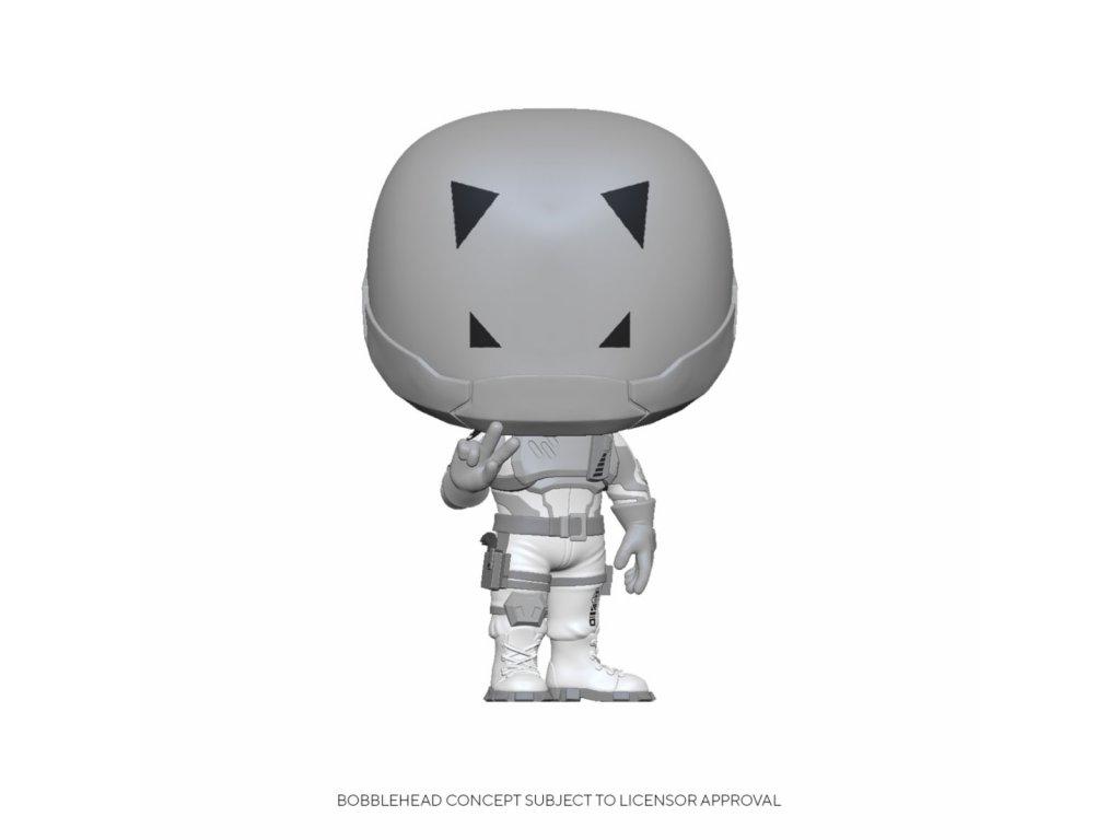 Fortnite POP! Games Vinyl Figure Scratch 9 cm Funko