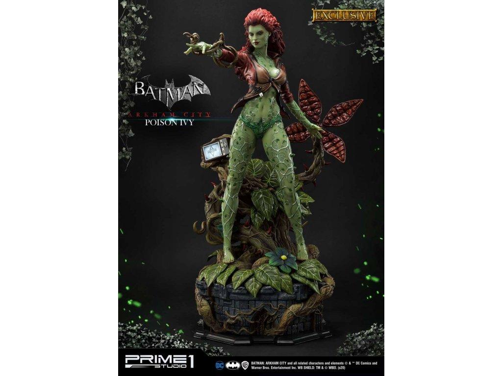 Batman Arkham City Statue 1/3 Poison Ivy Exclusive 80 cm Prime 1 Studio