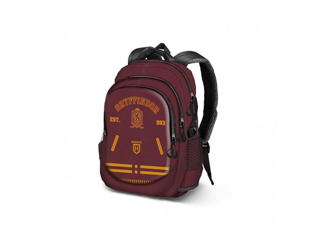 Harry Potter Backpack Gryffindor Logo Running Karactermania