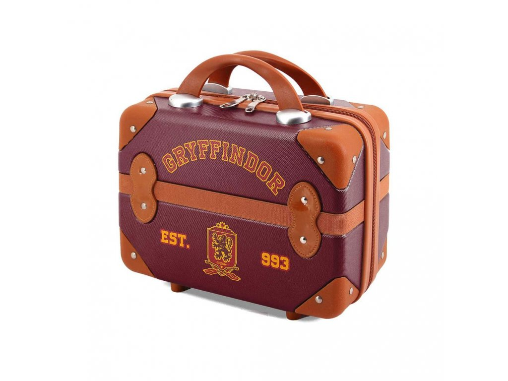 Harry Potter Cosmetic Bag Gryffindor Logo Karactermania