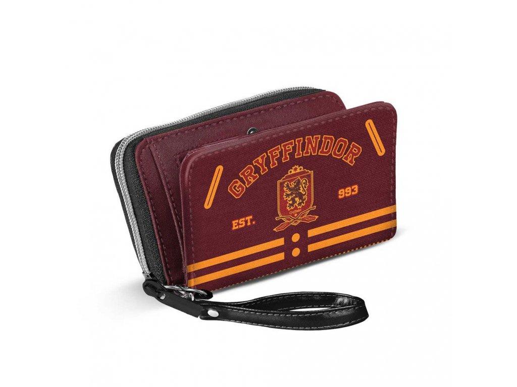 Harry Potter Wallet Gryffindor Logo Karactermania