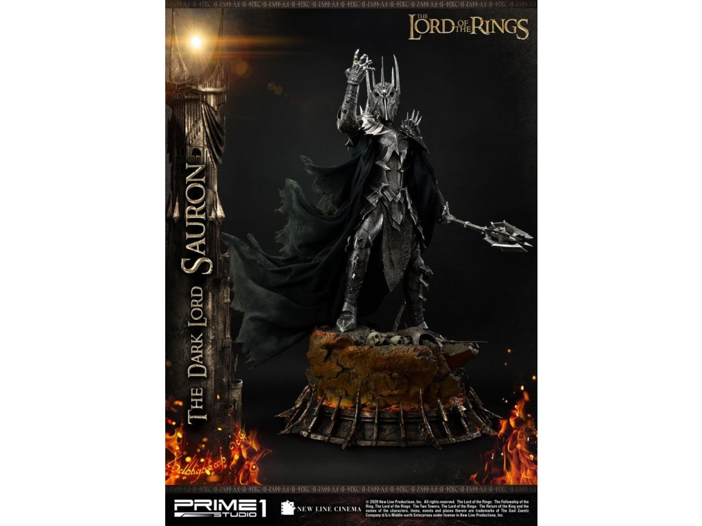 Lord of the Rings Statue 1/4 The Dark Lord Sauron 109 cm Prime 1 Studio