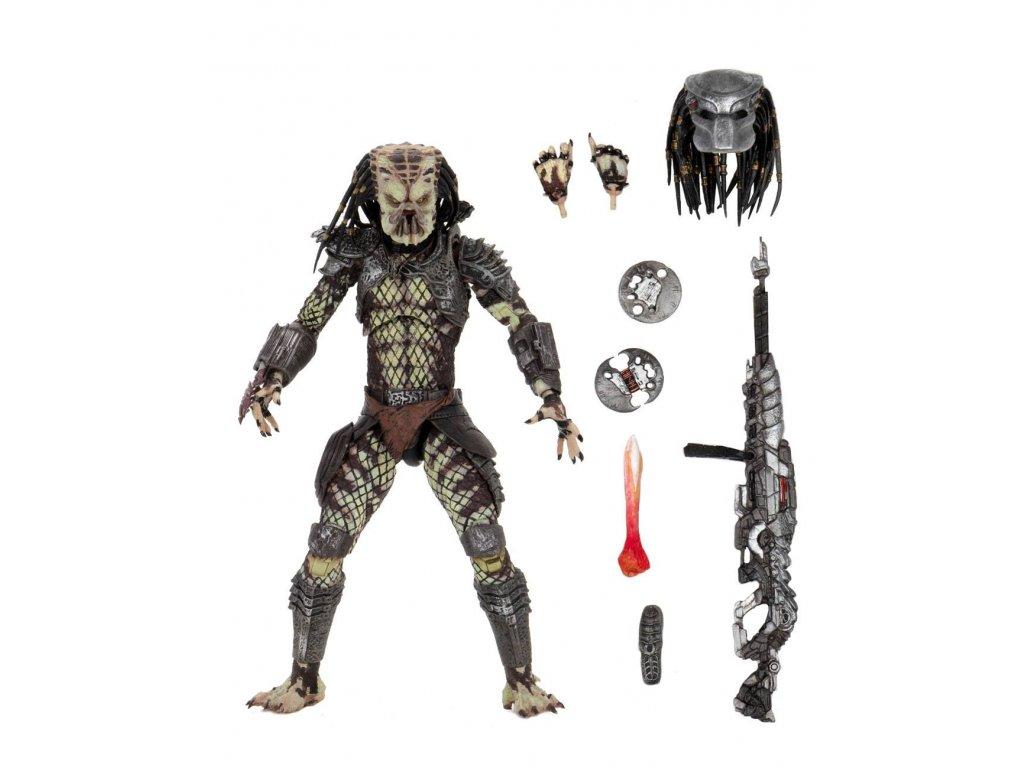 Predator 2 Action Figure Ultimate Scout Predator 20 cm NECA