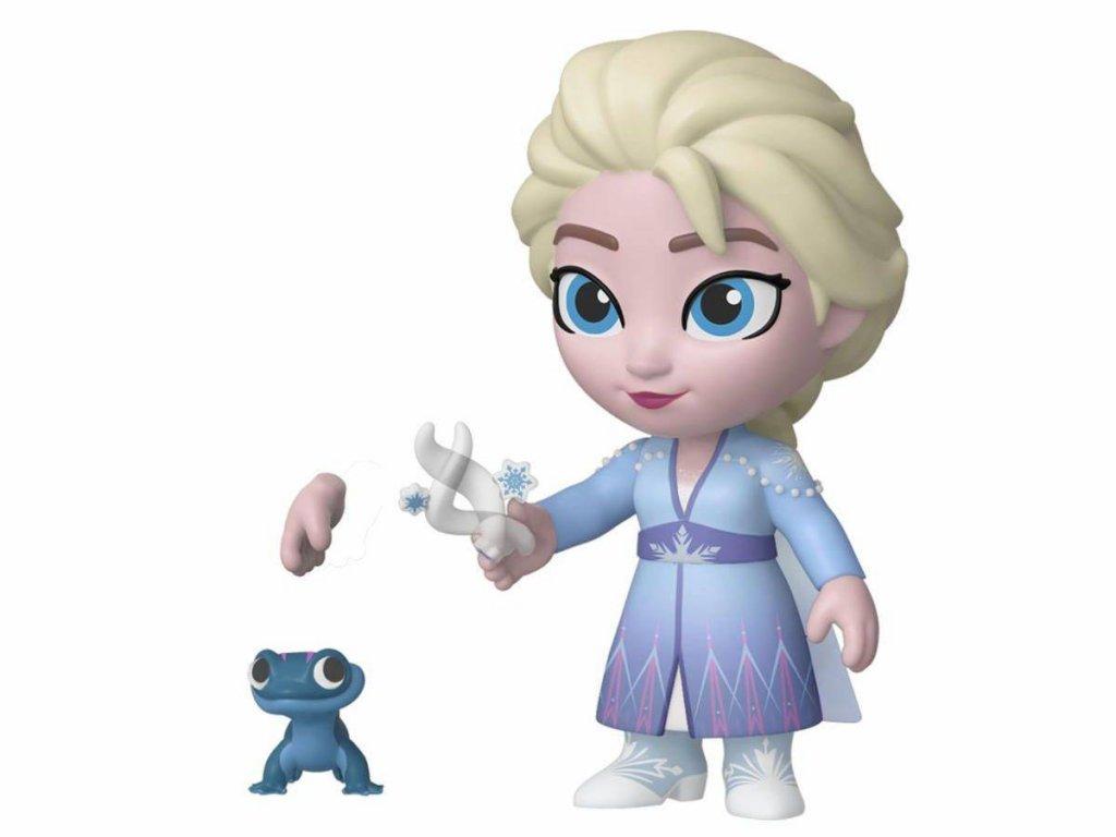 Frozen II 5-Star Action Figure Elsa 8 cm Funko