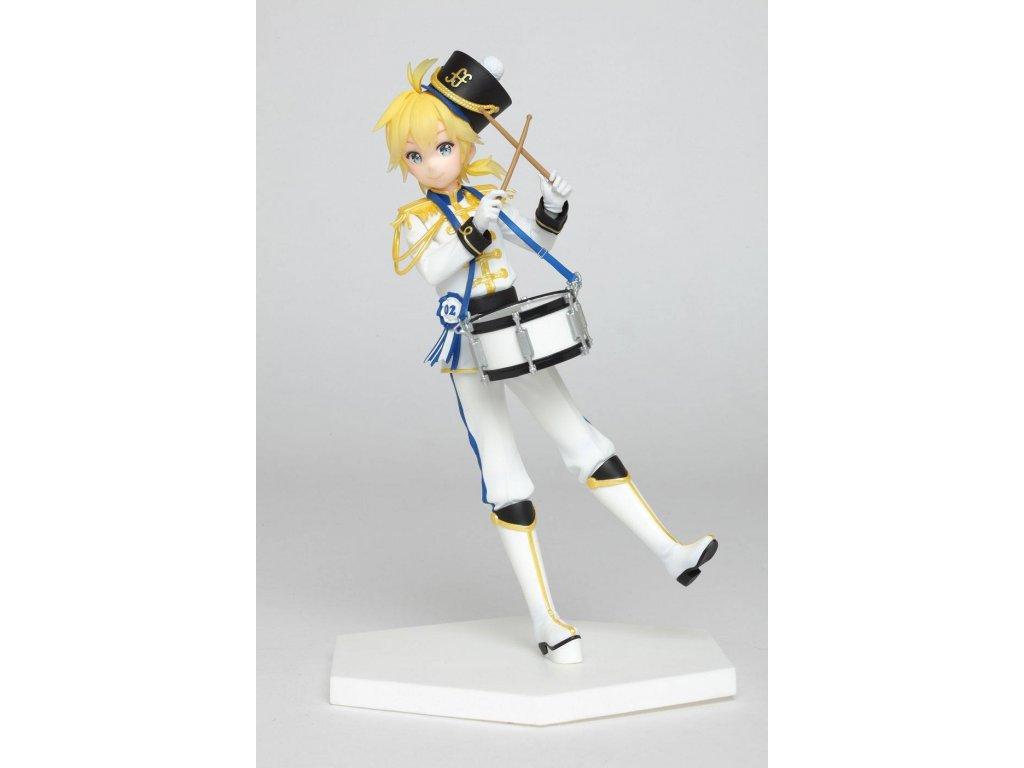 Character Vocal Series PVC Statue Kagamine Ren Winter Live Version 18 cm Taito Prize