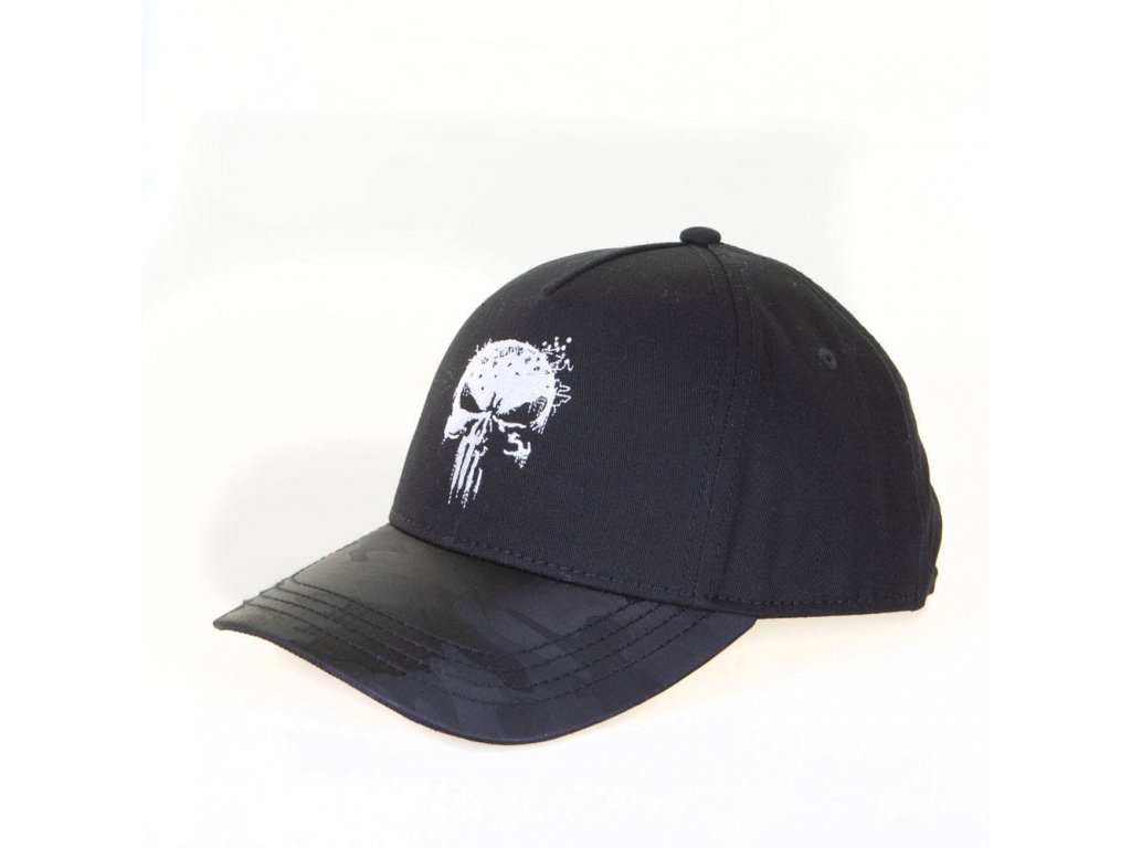 The Punisher Baseball Cap Skull PCM