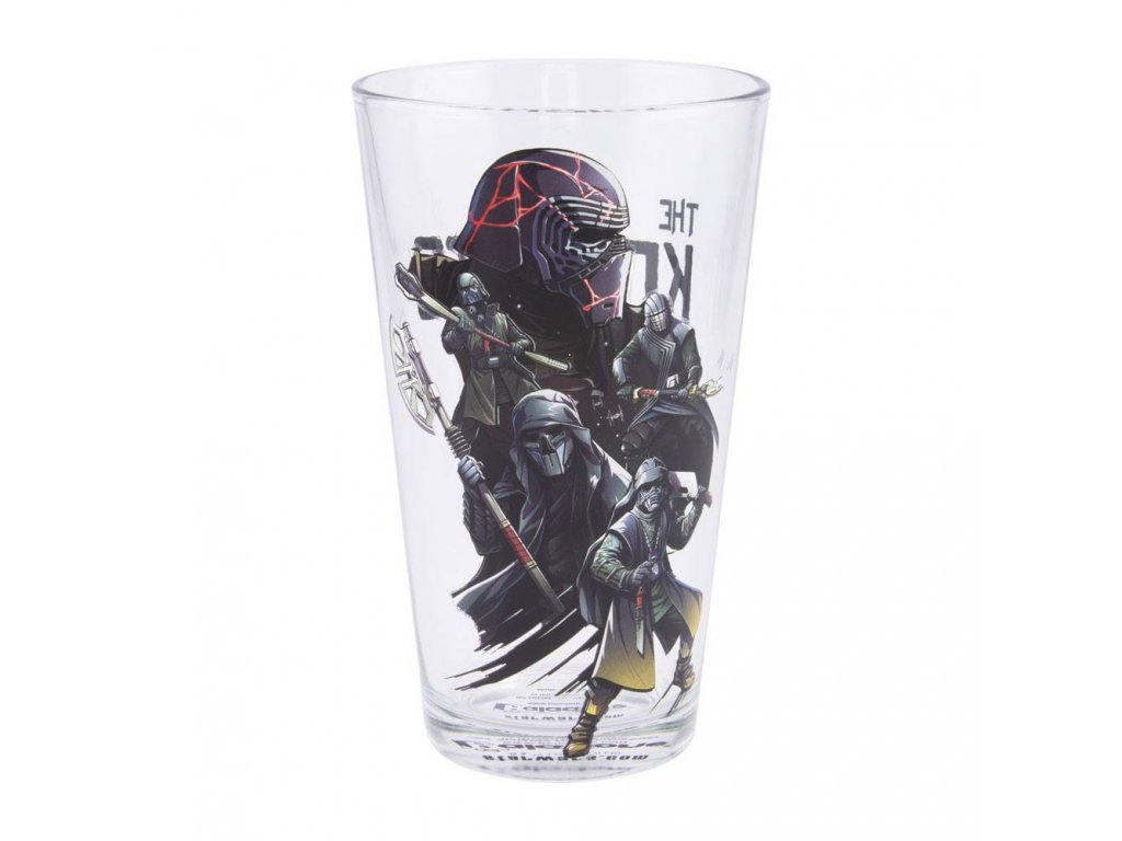 Star Wars Episode 9 Pint Glass Scenes Paladone Products