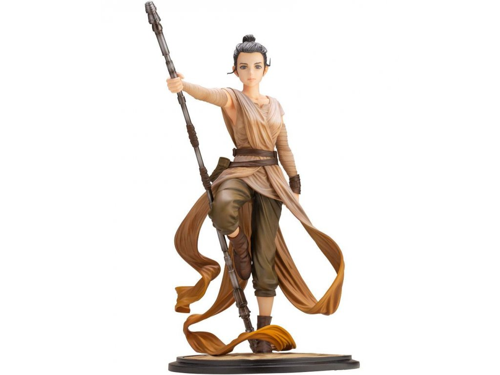 Star Wars Episode VII ARTFX PVC Statue 1/7 Rey Descendant of Light 27 cm Kotobukiya
