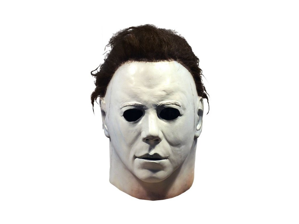 Halloween (1978) Latex Mask Michael Myers Trick Or Treat Studios