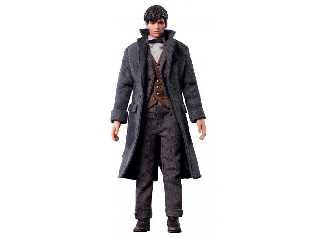 Fantastic Beasts: The Crimes of Grindelwald Action Figure 1/12 Newt Scamander 17 cm Soap Studio