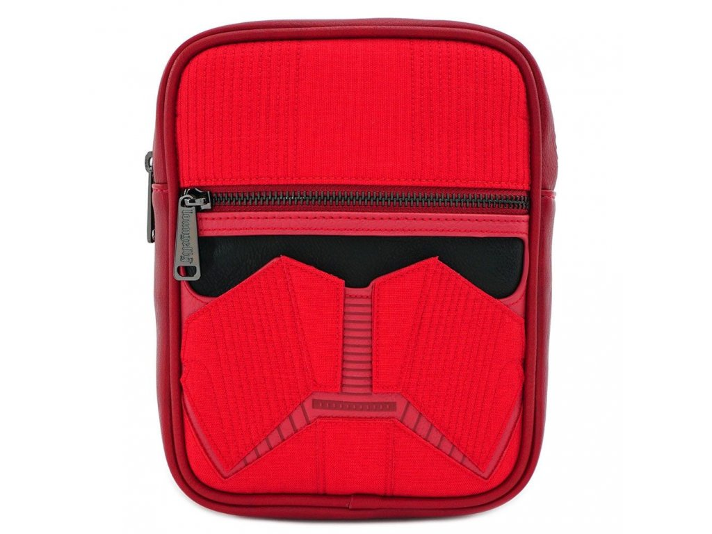 Star Wars by Loungefly Crossbody Red Sith Trooper Loungefly