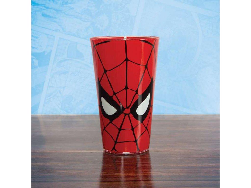 Spiderman - Sklenička Paladone
