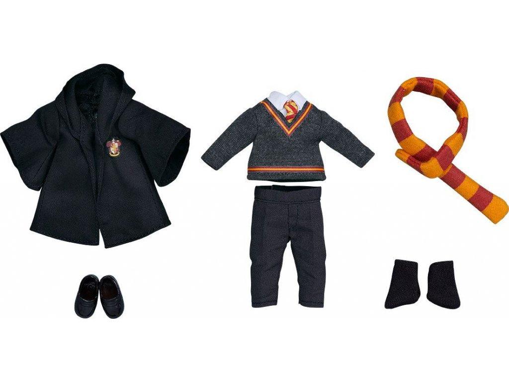 Harry Potter Parts for Nendoroid Doll Figures Outfit Set (Gryffindor Uniform - Boy) Good Smile Company