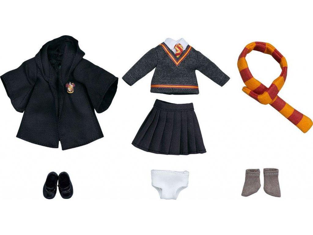 Harry Potter Parts for Nendoroid Doll Figures Outfit Set (Gryffindor Uniform - Girl) Good Smile Company