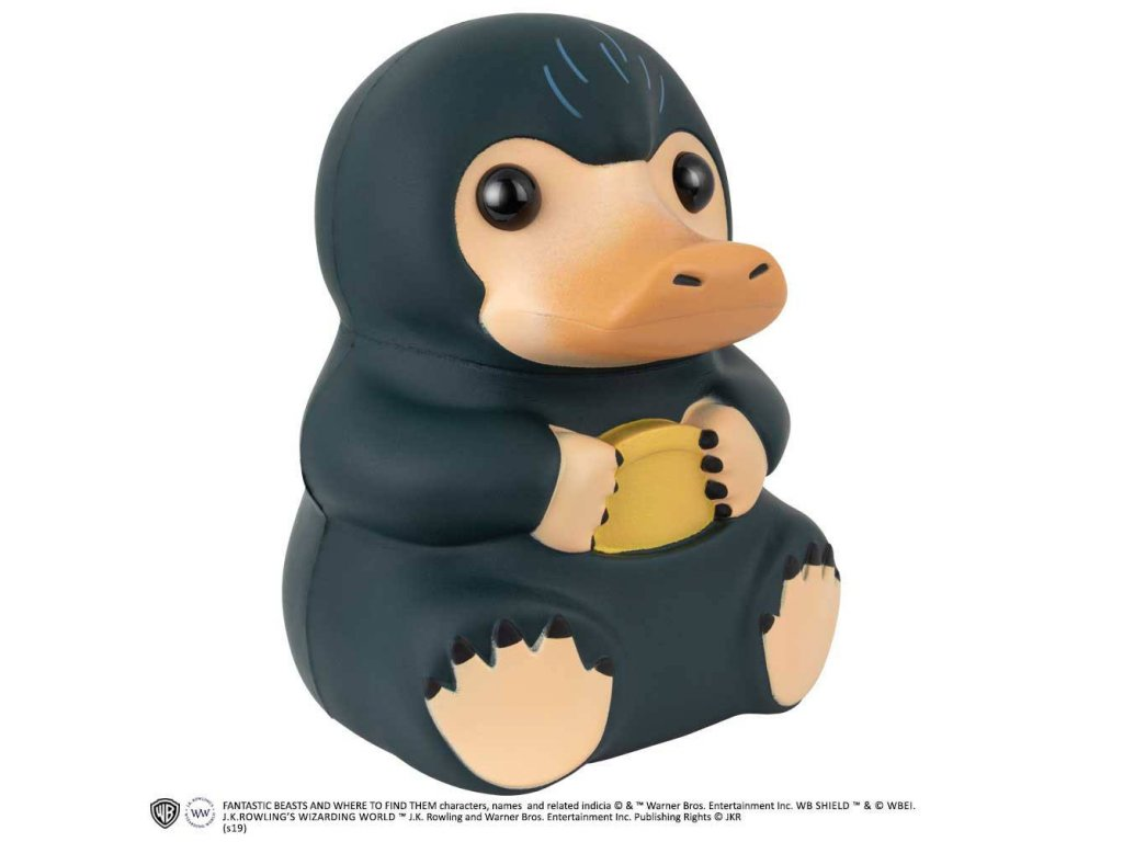 Fantastic Beasts Squishy Niffler 18 cm Noble Collection