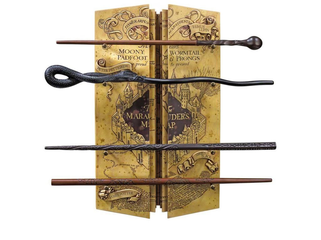 Harry Potter The Marauder's Wand Collection Noble Collection