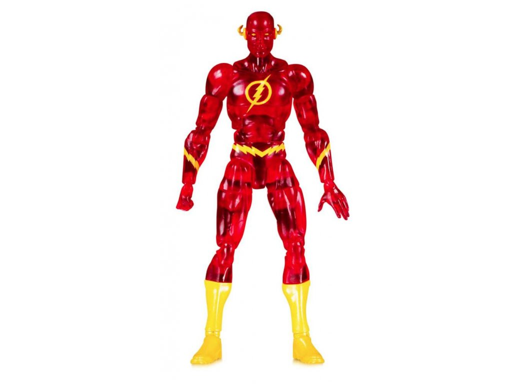 DC Essentials Action Figure The Flash (Speed Force) 18 cm DC Collectibles