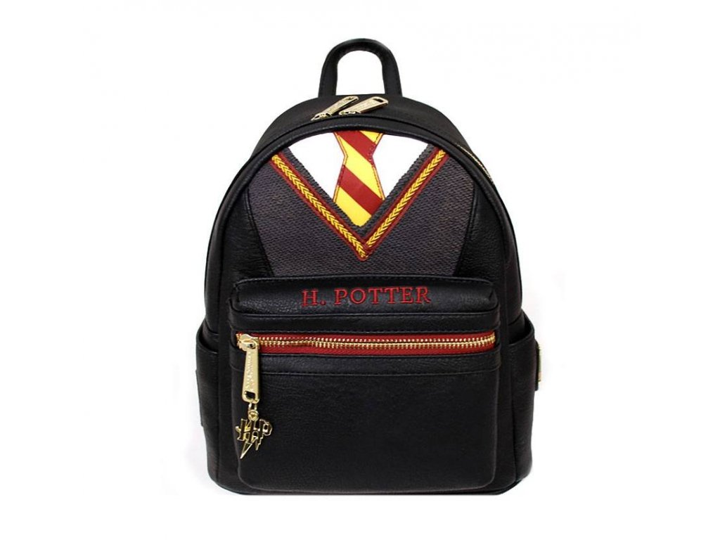Harry Potter by Loungefly Backpack Gryffindor Uniform Loungefly