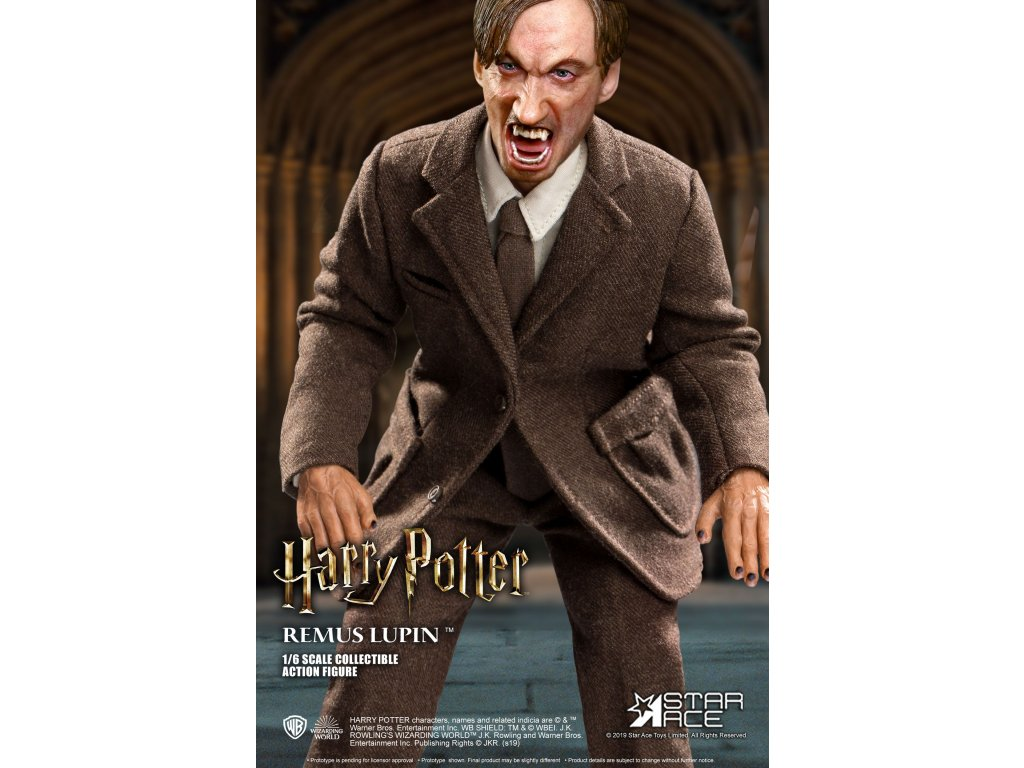 Harry Potter My Favourite Movie Action Figure 1/6 Remus Lupin Deluxe Ver. 30 cm Star Ace Toys