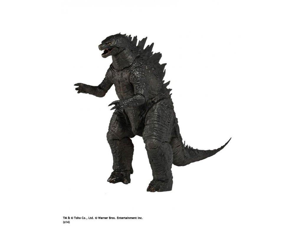 Godzilla 2014 Head to Tail Action Figure Godzilla 15 cm NECA