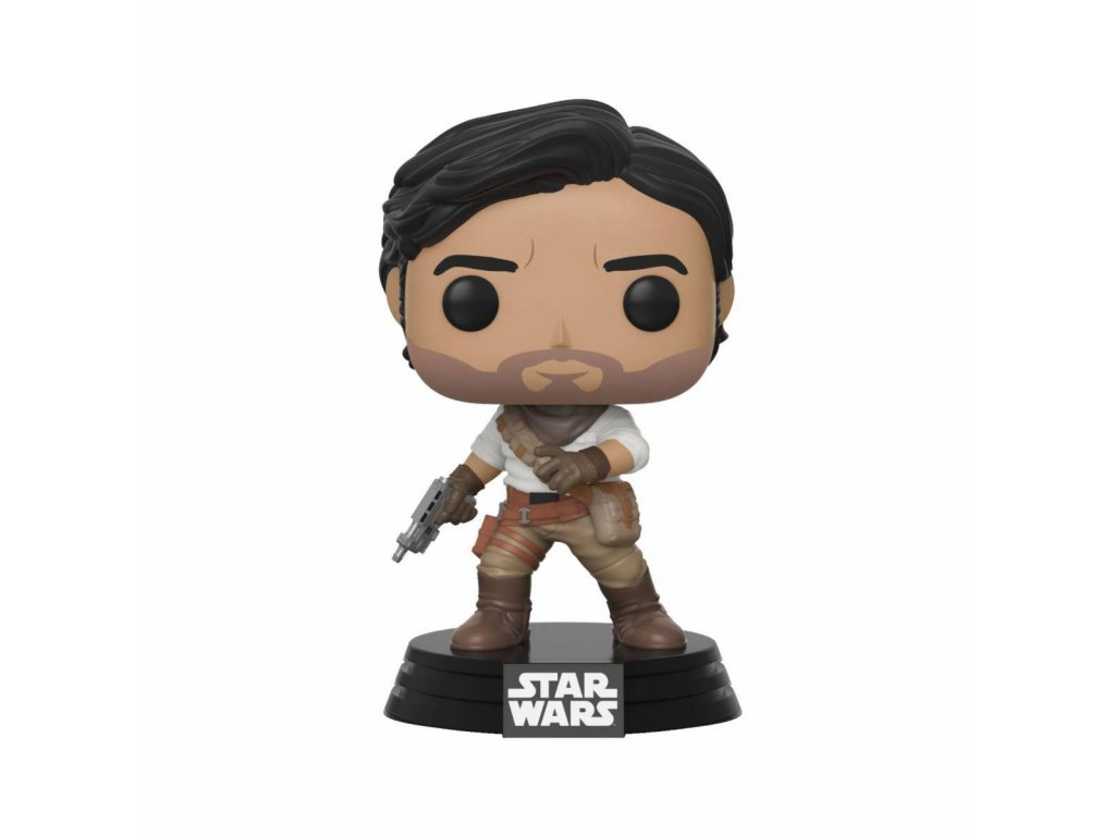 Star Wars Episode IX POP! Movies Vinyl Figure Poe Dameron 9 cm Funko