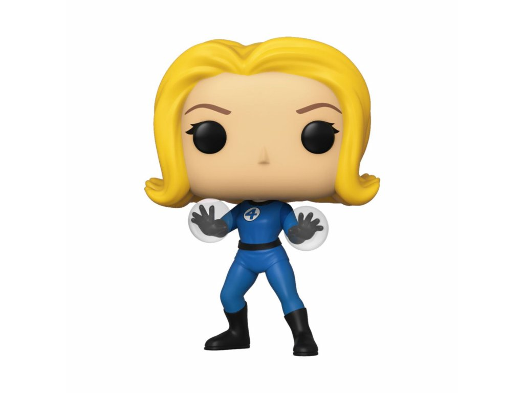 Fantastic Four POP! Marvel Vinyl Figure Invisible Girl 9 cm Funko