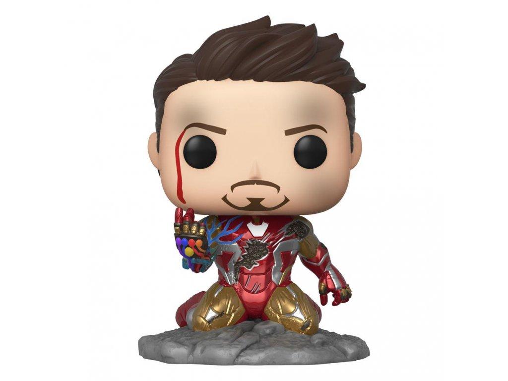 Avengers: Endgame POP! Movies Vinyl Figure I Am Iron Man (MT) (GW) 9 cm Funko