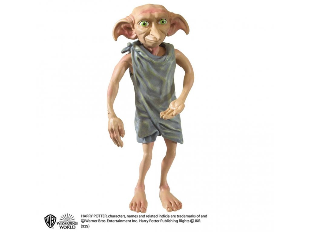 Harry Potter Bendable Figure Dobby 16 cm Noble Collection