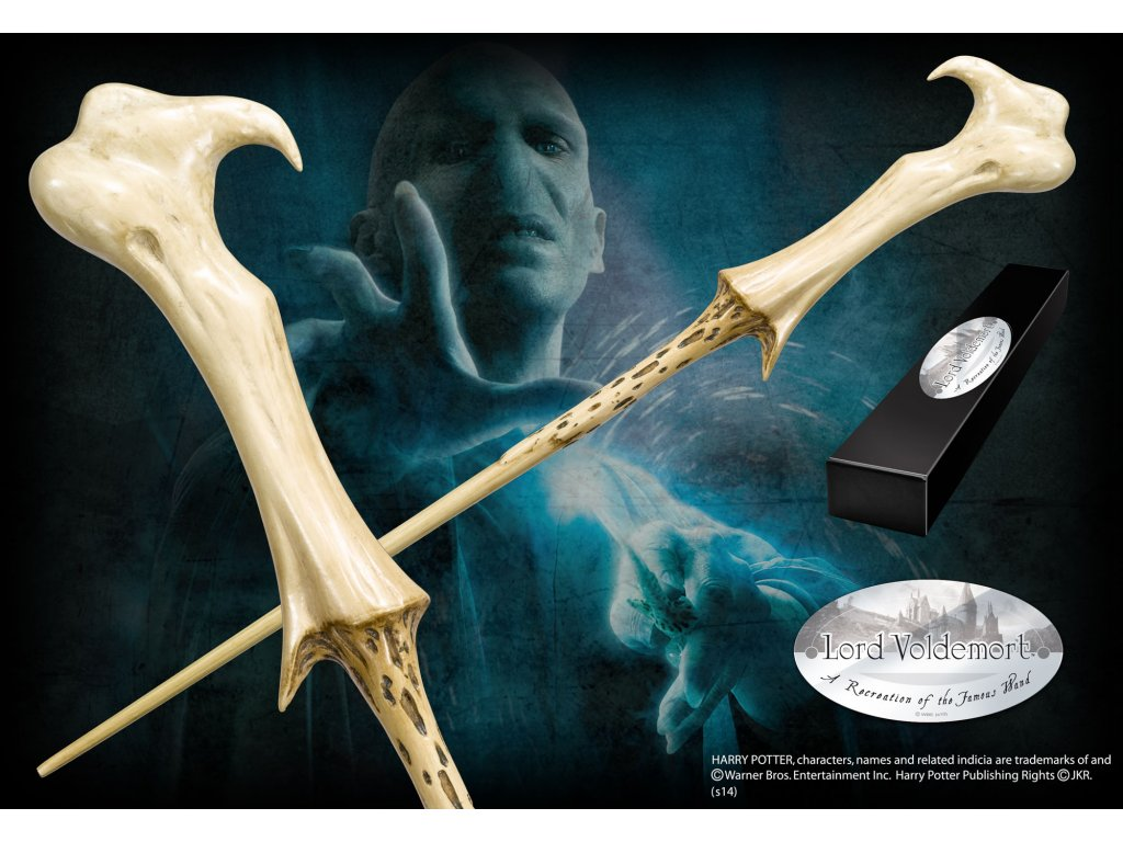 Harry Potter - Hůlka Lord Voldemort Noble Collection