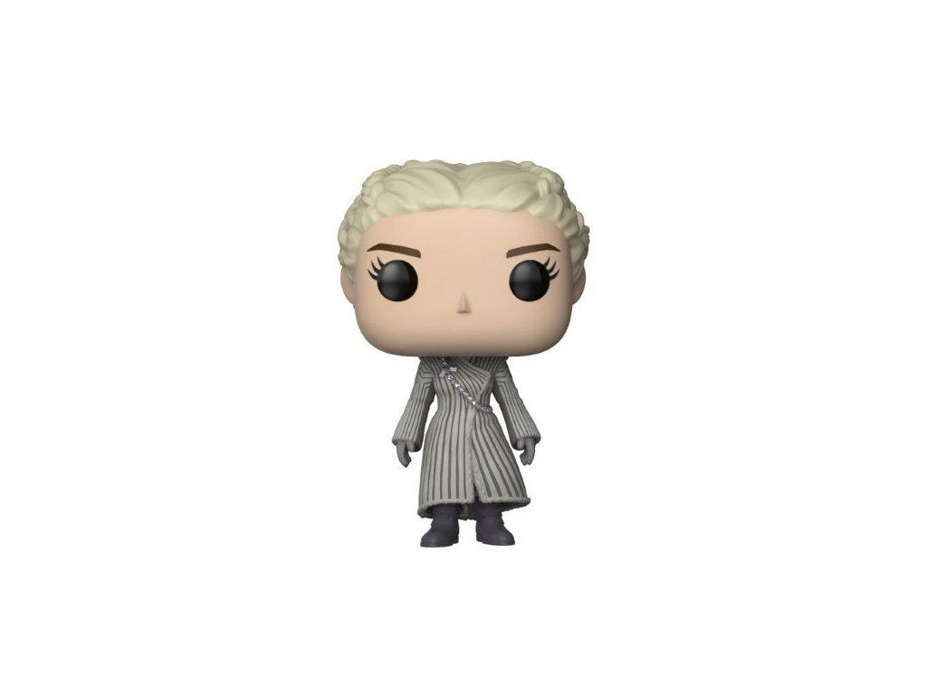 Game of Thrones POP! Vinyl Figure Daenerys (White Coat) 9 cm Funko