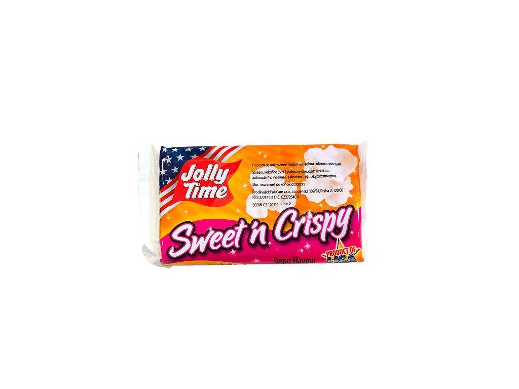 jolly time sweet n crispy 100 g