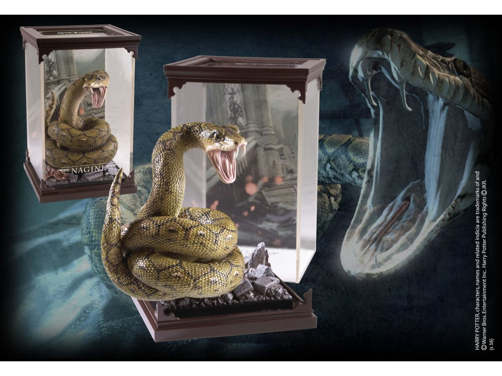Nagini Soška Replika Harry Potter Noble Collection