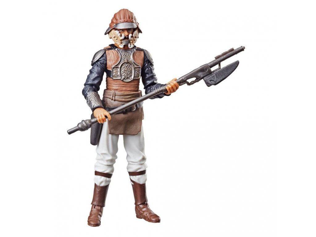 Star Wars EP VI Vintage Collection Action Figure 2019 Lando Calrissian (Skiff Guard) Exclusive 10 cm Hasbro